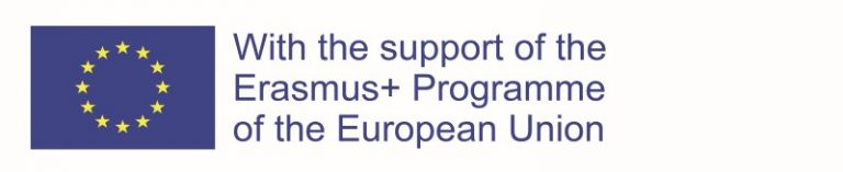 With the support of the Erasmus+ Programme