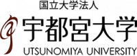 Utsunomiya university logo