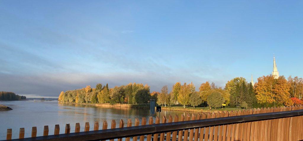 river view joensuu